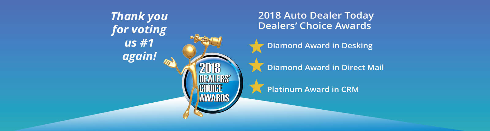 Dealer Choice awards