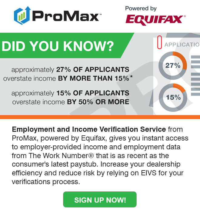 Income and Employment verification service