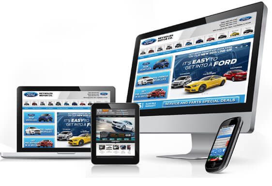Responsive websites by ProMax
