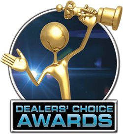Auto Dealer's Choice award recipient