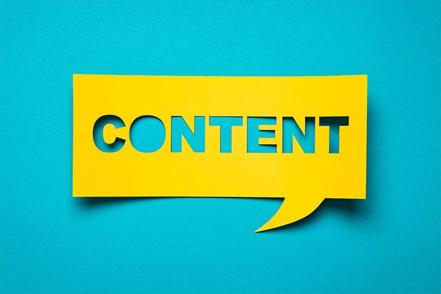 Good web content is good for your buyer and your SEO