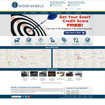 Good Wheels Auto Group