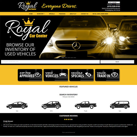 Royal Car Center