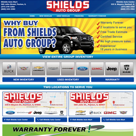 Shields Auto Group