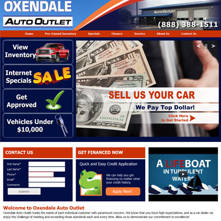Oxendales Auto Outlet